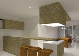 MUSK Architecture Studio- Flemington Reconfiguration 03 306x387