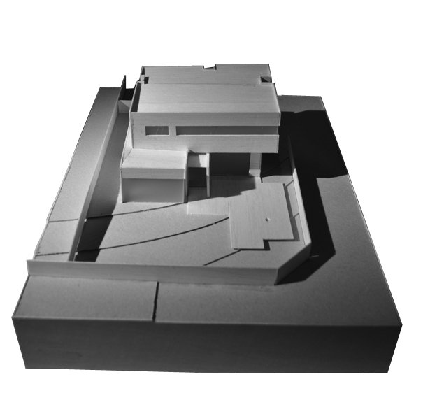 Architecture House Model anderson hill house « musk.au