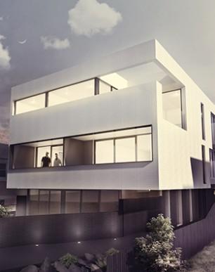 MUSK Architecture Studio - larnook street - render01 - 625p