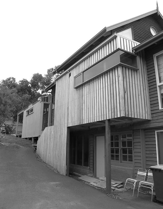 Ventnor house for Architecture design studio pty ltd