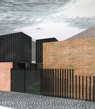 MUSK Architecture Studio - Albert Park Render DARK 625w