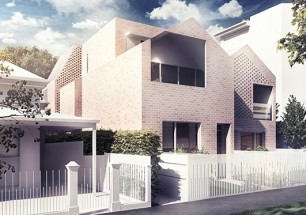MUSK Architecture Studio - Park Rd Render 01 625w