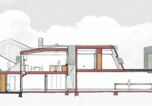 MUSK Architecture Studio - North Melbourne Section 625w